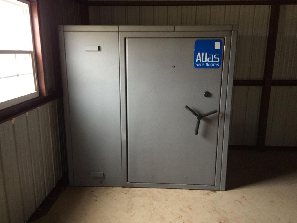 Storm Shelters Above Ground Modular Atlas Safe Rooms