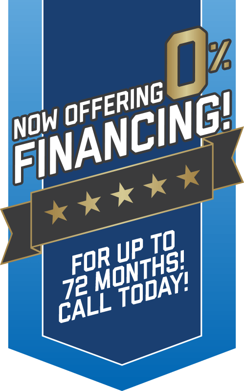 0% Financing on Storm Shelters