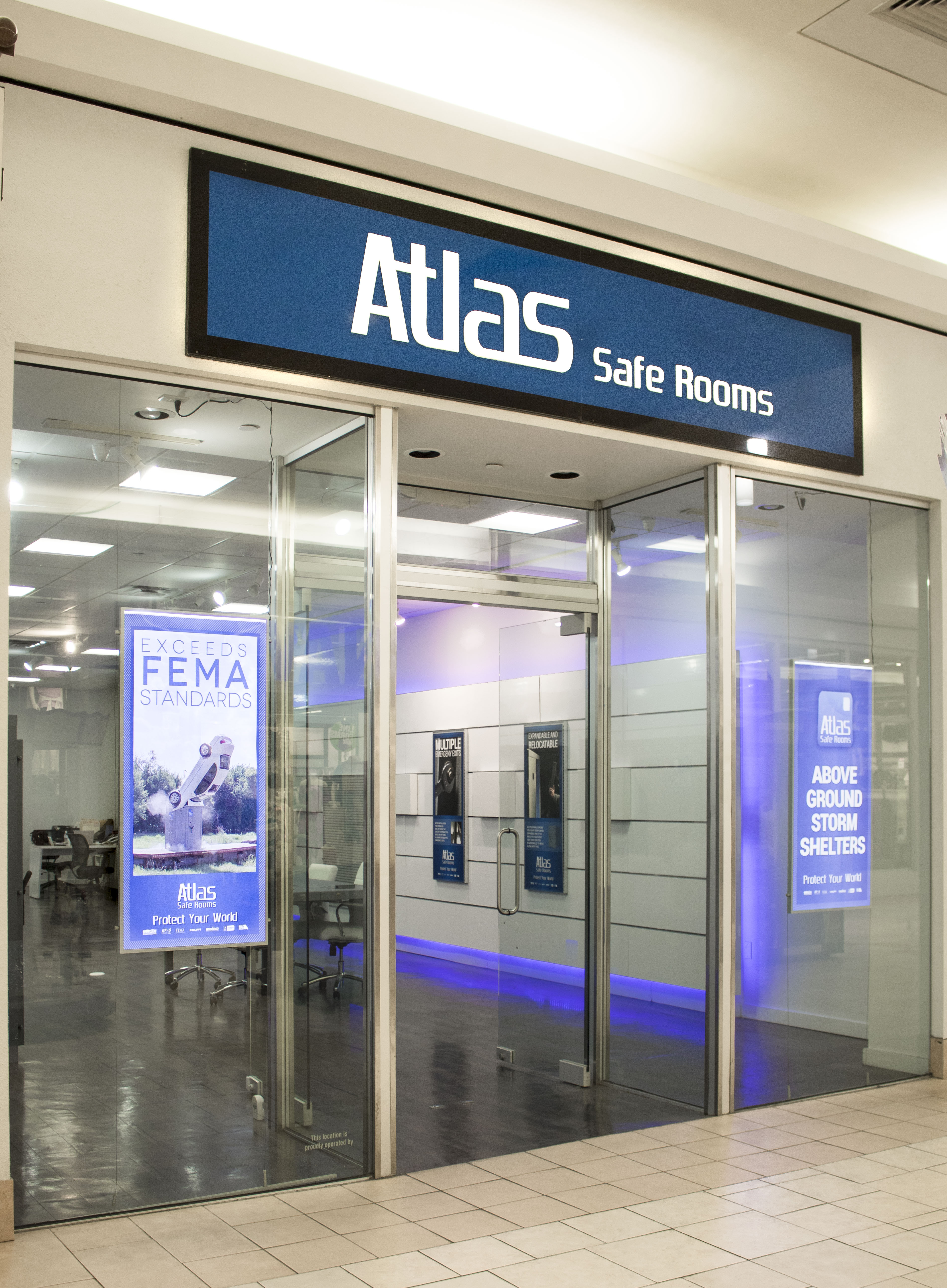 Norman Atlas Safe Rooms