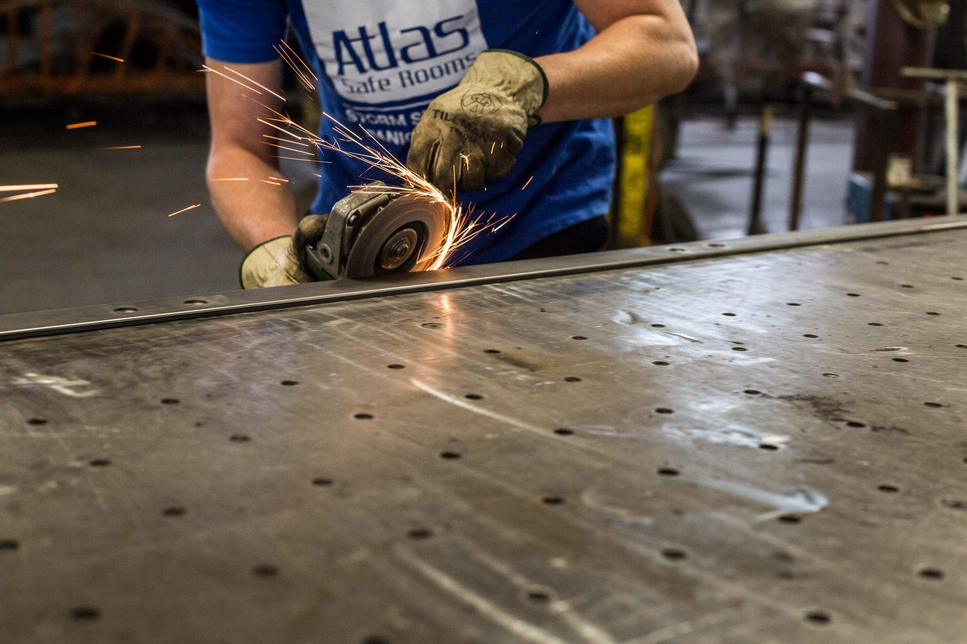 Atlas Safe Rooms Storm Shelters Manufacturing Behind the Scenes