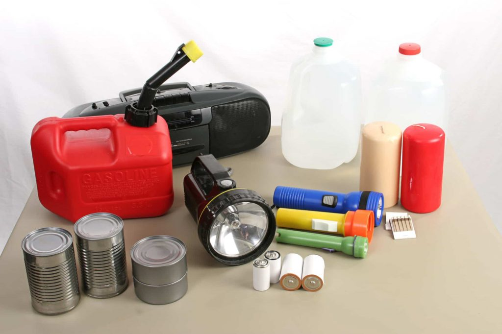 Storm Shelter supply Checklist: 5 Items To Include In Your Tornado Kit