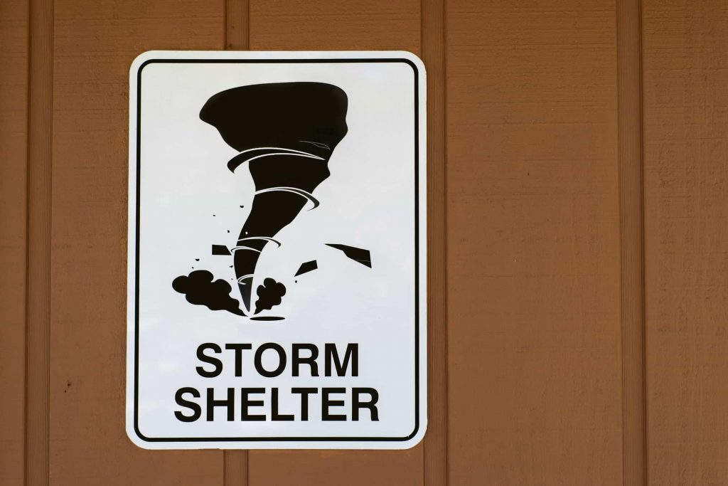 Staying Safe: Why Every Person Should Have an Above Ground Storm Shelter